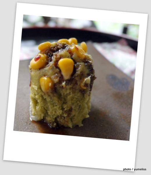 冷凍スムージーSaiby(サイビー)とホットケーキの素を使ったカラフル蒸しパン