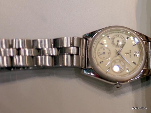 ブランディアで買取可能だった時計
