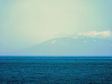 16爺爺岳(国後島)0601