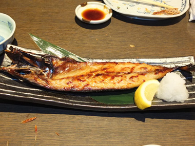 7釧路産塩サバ半身0530