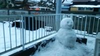 20140209_雪だるま