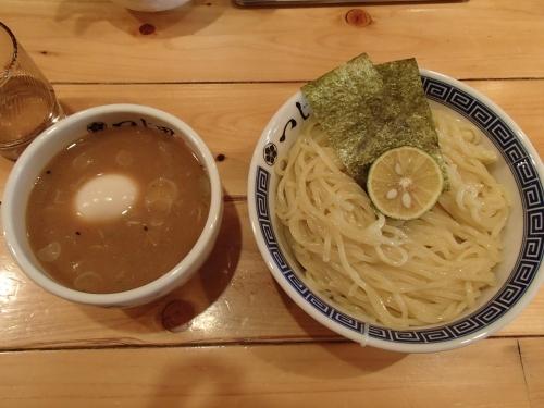 めん徳 二代目 つじ田 二代目つけ麺大盛り_convert_20140223083655