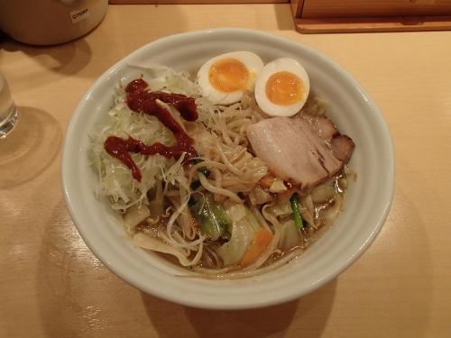 くろき2013 味玉味噌らーめん_convert_20131025133316