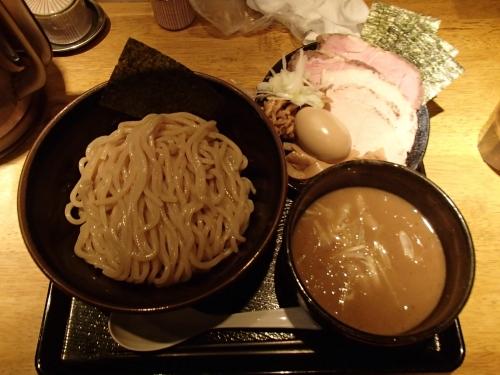麺屋 中川會 特製つけ麺中盛り_convert_20140309185915