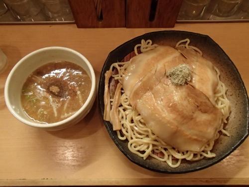 トロ肉 魚とん トロ肉つけ麺 大盛り_convert_20140309185743