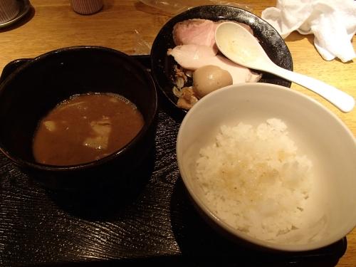 麺屋 中川會 カレ変ライス_convert_20140309190006