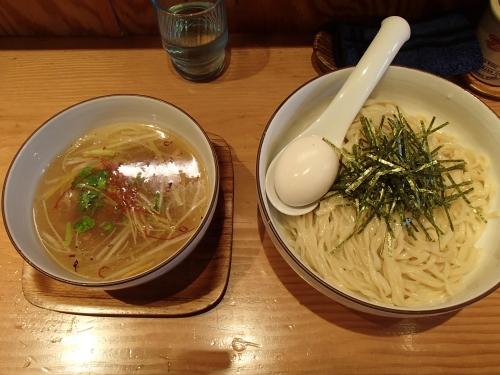 麺や ひだまり 和塩つけ麺 味玉 大_convert_20140323092258