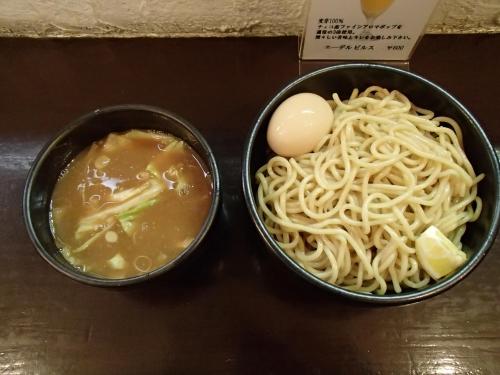 づゅる麺 池田 味玉つけ麺 大_convert_20140323092222