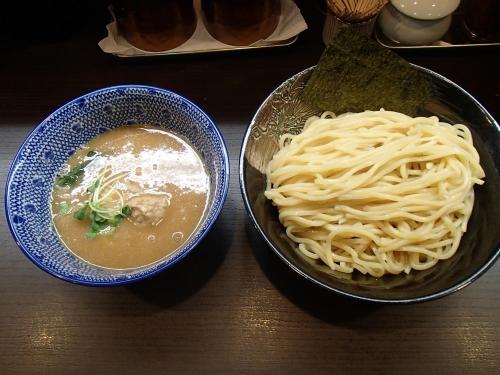麺屋 中川會 神 つけ麺大盛り_convert_20140323102444