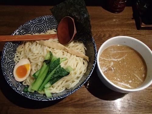麺屋 なごみ 塩つけ麺大盛り_convert_20140323102539