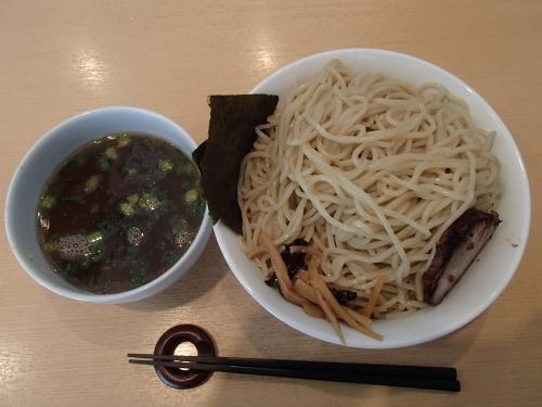 湘南麺屋+海鳴 醤油煮干しつけ麺_convert_20140511094701