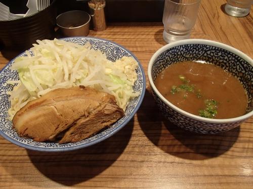 燈朗 つけ麺中盛り_convert_20140621223912