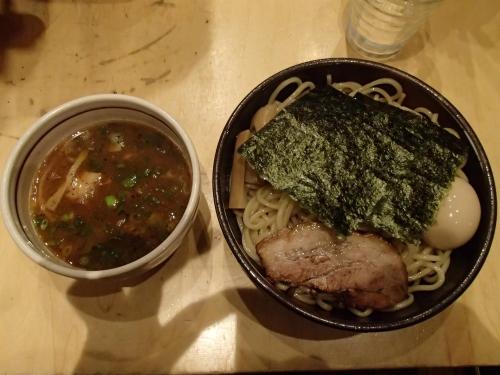 バッソドリルマン 特製つけ麺中盛り_convert_20140702101031