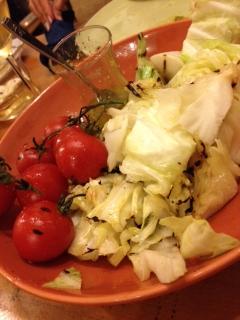 グリルトマト