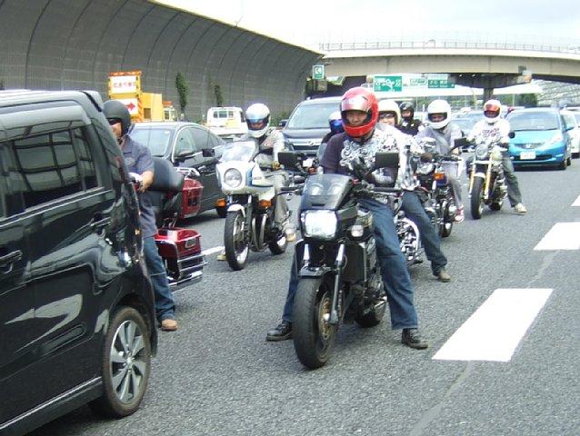 京葉道路 3 渋滞も楽し?
