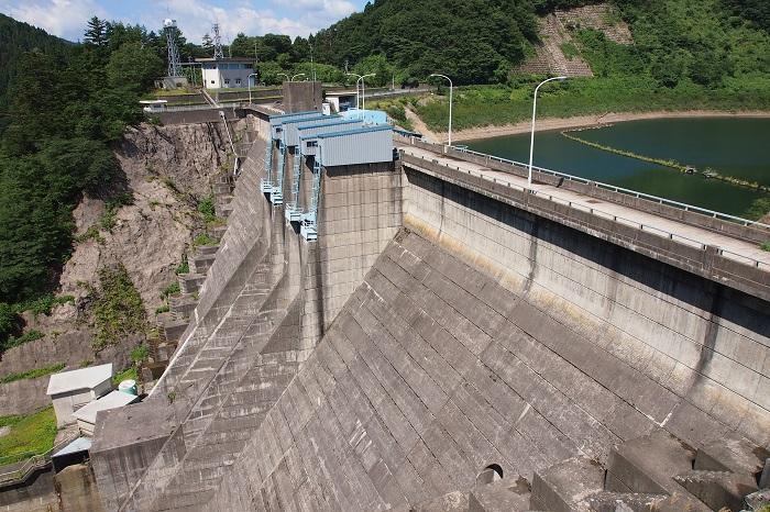 20140907広野ダム