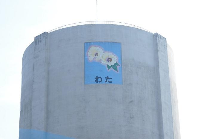 真岡市水道事業高架水槽08