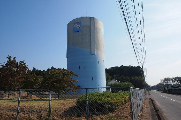 真岡市水道事業高架水槽03