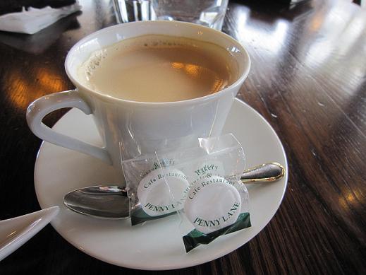 コーヒーのお砂糖も可愛いの、使わないからもらってこようと思って忘れた(-_-;)