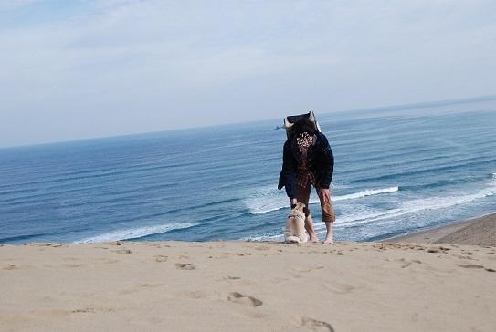 2012年10月15日鳥取砂丘