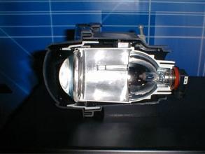 プロジェクターの内部
