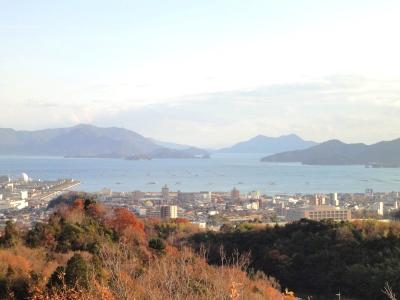 瀬戸内海と宮島