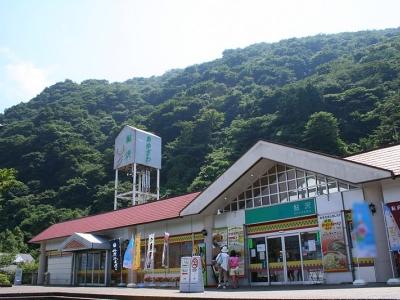 鮎沢パーキングエリア(上り)