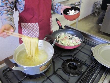 スパゲティー1