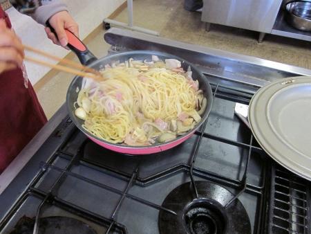 スパゲティー3
