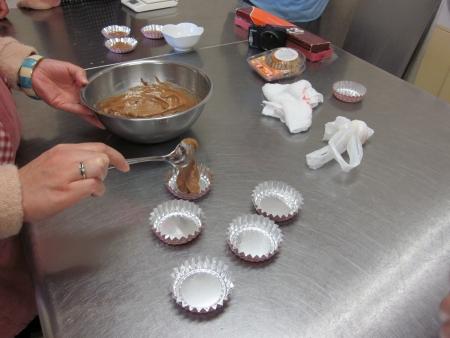 チョコレートケーキ-1