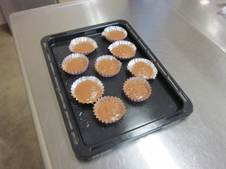チョコレートケーキ-2