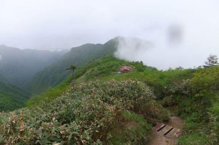 山の家周辺