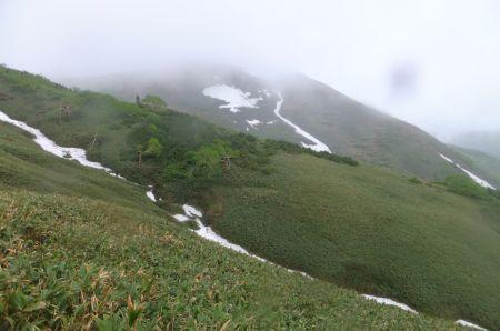 仙ノ倉方面の景観