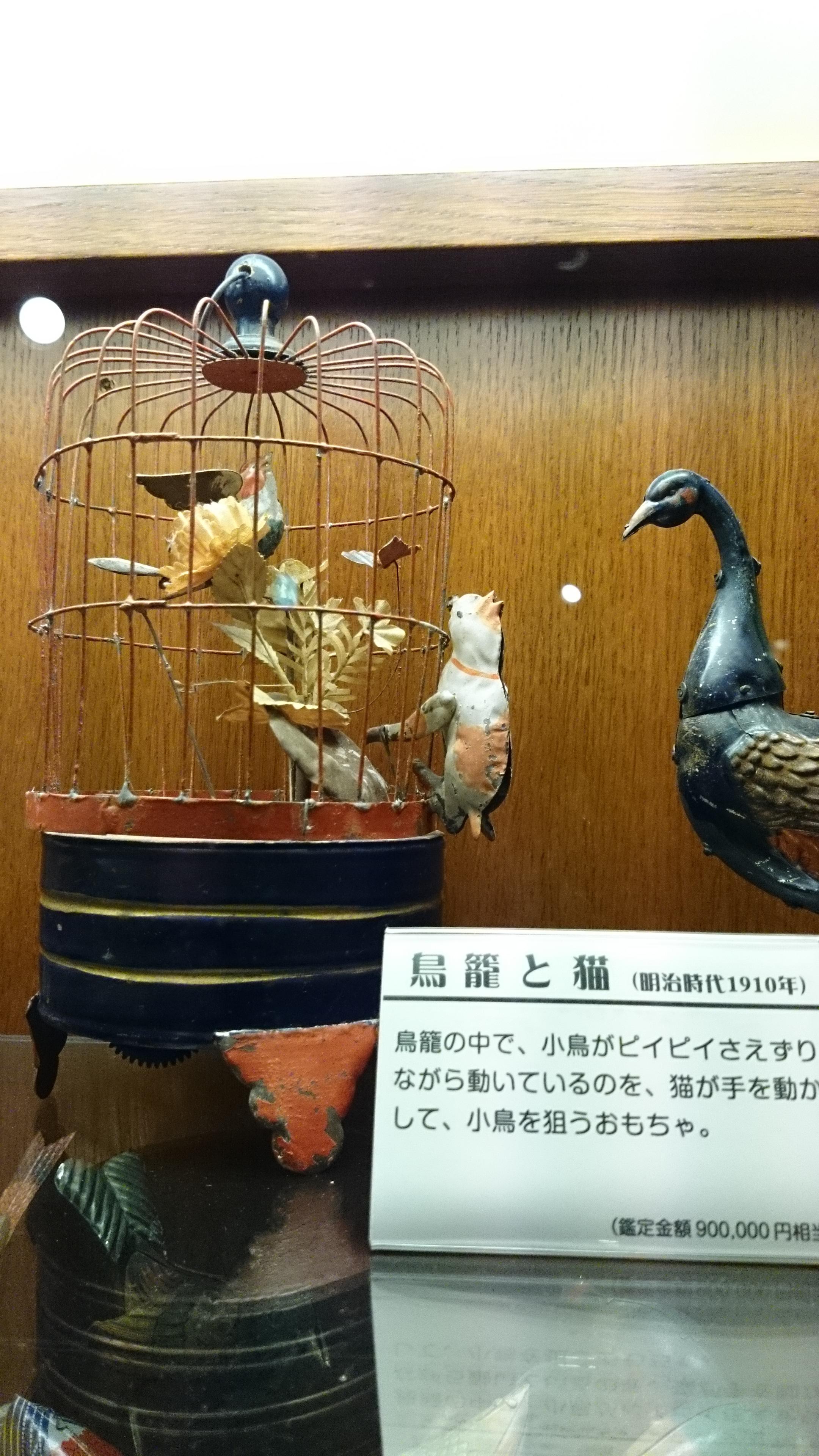 33、北海道 白い恋人館 2階