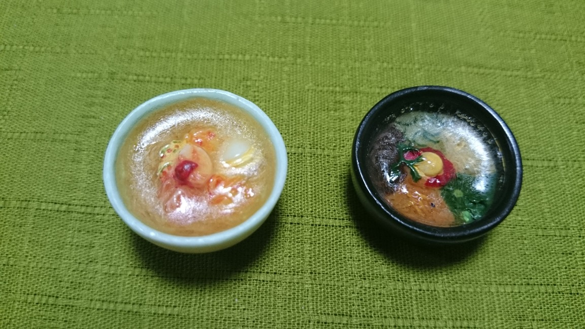 2-15(麺類 冷麺と石焼ビビンバ)