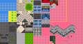 始めの世界の街