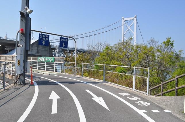 しまなみ海道 サイクリングロード3