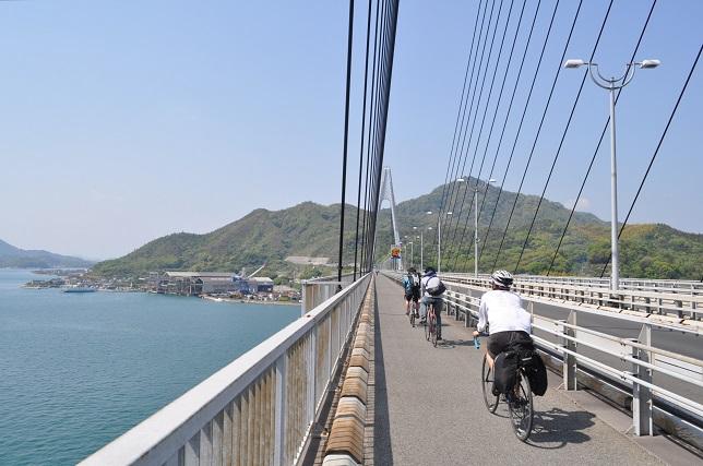 しまなみ海道 サイクリングロード5