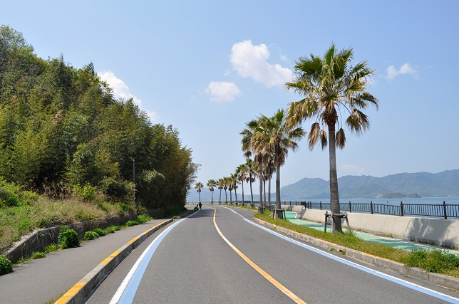 しまなみ海道 サイクリングロード6