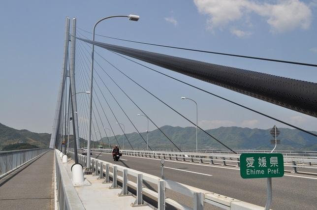しまなみ海道 サイクリングロード8