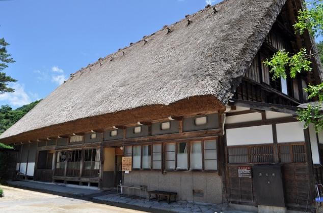和田家住宅1.2