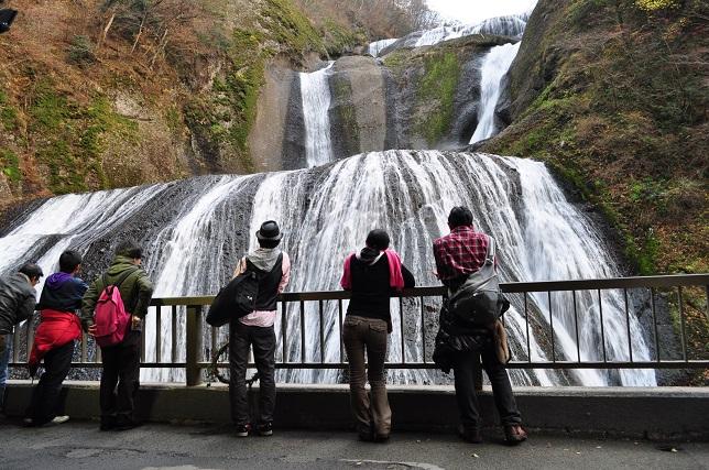 058 袋田の滝 第1観瀑台