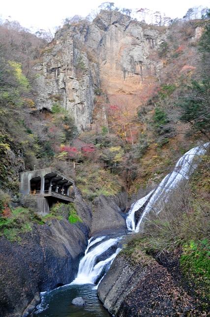 056 袋田の滝&第1観瀑台
