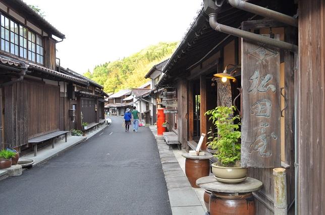 020 大森銀山重要伝統的建造物群保存地区(1)