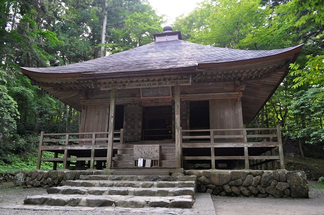 046 中尊寺 経堂