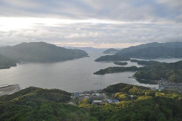 WHAT IS JAPAN   - 日本再発見の旅 --五老スカイタワーからの眺め(1)