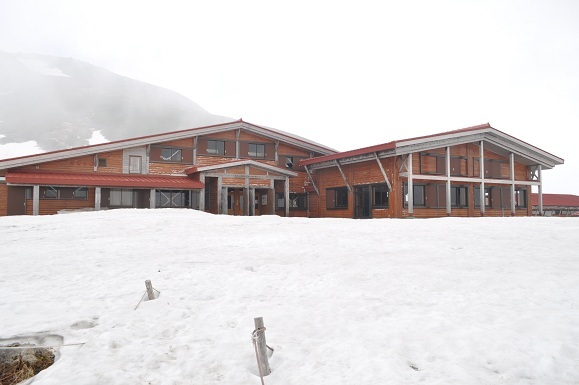 WHAT IS JAPAN   - 日本再発見の旅 --白山室堂ビジターセンター