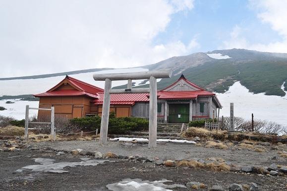 WHAT IS JAPAN   - 日本再発見の旅 --白山比咩神社 &御前峰