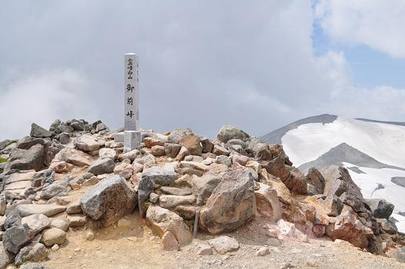 WHAT IS JAPAN   - 日本再発見の旅 --白山最高峰 御前峰