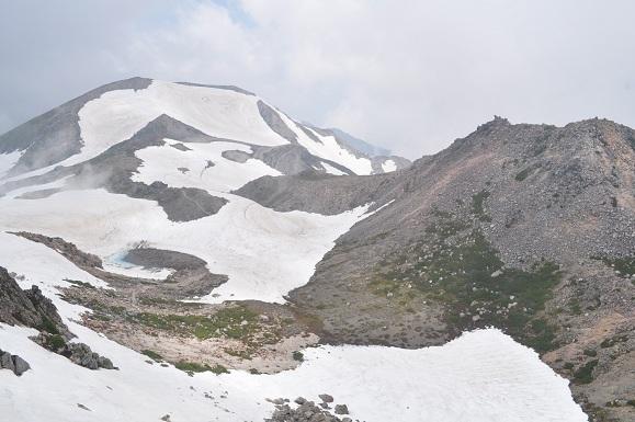 WHAT IS JAPAN   - 日本再発見の旅 --御前峰からの眺め
